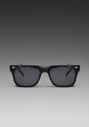 Spitfire Lovejoy Clip in Black/Black