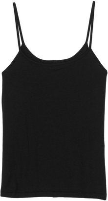 Rag and Bone Cami Slip Tank - Black