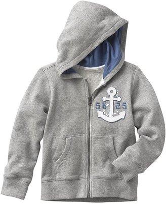 Carter's anchor hoodie - boys 4-7