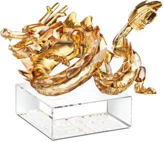 Swarovski Collectible Figurine, Chinese Zodiac Large Dragon