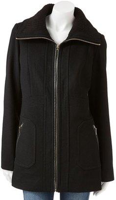 Apt. 9 wool-blend coat - women's