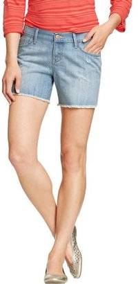 "Old Navy Women's Denim Cut-Off Shorts (5"")"