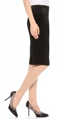Nina Ricci Straight Shorts