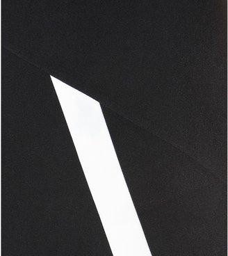 Peter Pilotto Farah crepe skirt