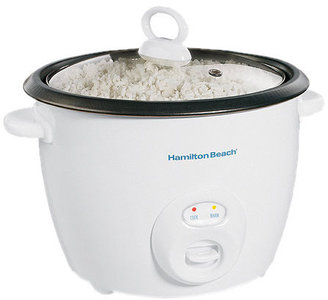 Hamilton Beach 20 Cup Rice Cooker