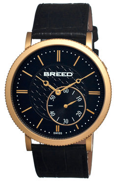 Breed Maxwell Stainless Steel Watch