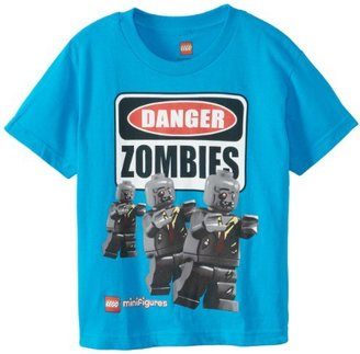 Lego Big Boys' Zombies Character Tee