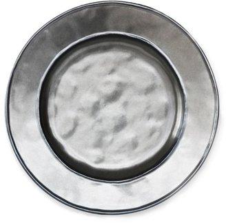 Juliska Pewter Stoneware Side/Cocktail Plate