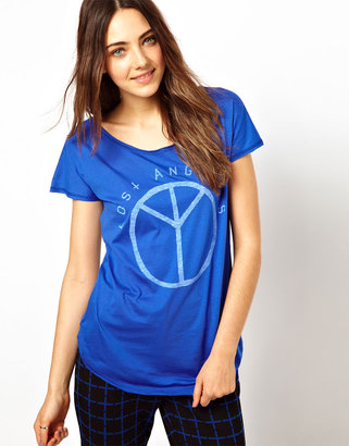 Zoe Karssen Lost Angeles T-Shirt