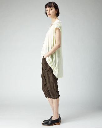 Tsumori Chisato sapphire jersey tee