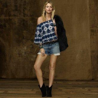 Denim & Supply Ralph Lauren Printed Fleece Pullover