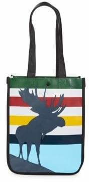 HBC Stripes Baywatch Commuter Tote Bag