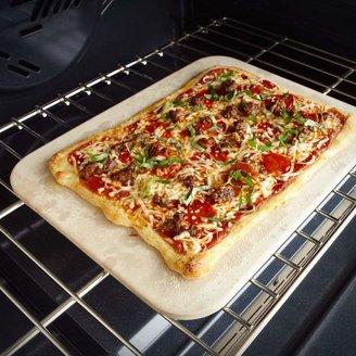 Charcoal Companion Sur La Table Rectangular Pizza Stone