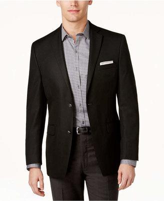 Alfani Slim-Fit Solid Blazer $250 thestylecure.com
