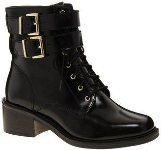 Asos AHEAD OF TIME Leather Ankle Boots
