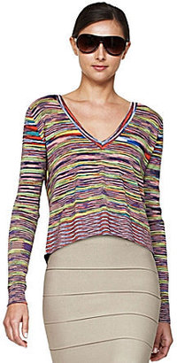 "BCBGMAXAZRIA Space Dye"" Sweater"