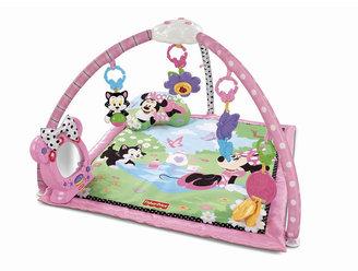 Fisher-Price Disney Baby Minnie's Twinkling Tea Party Play Gym