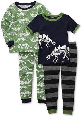 Carter's Kids Set, Little Boys 4-Piece Pajamas
