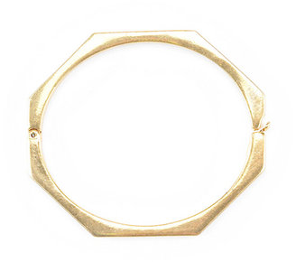 Liz Claiborne Geo Bangle Bracelet