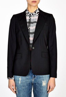 Paul Smith Black Classic One Button Jacket