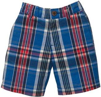 Osh Kosh plaid shorts - toddler