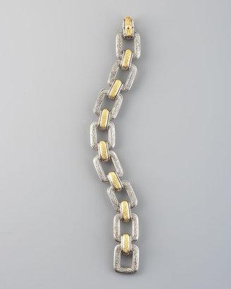 Konstantino Mixed Metal Link Bracelet