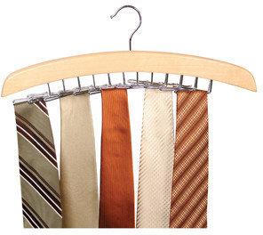 Richard's Homewares Richards Homewares Closet Accessories Imperial 24 Tie Hanger