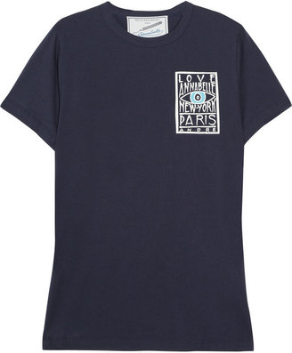 Faith Connexion Annabelle Dexter-Jones printed cotton T-shirt