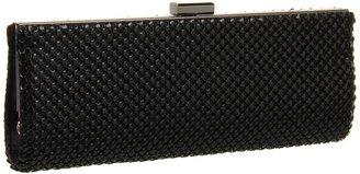 Jessica McClintock Mesh Frame (Black) - Bags and Luggage