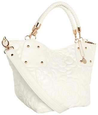 Big Buddha JFarah (White) - Bags and Luggage