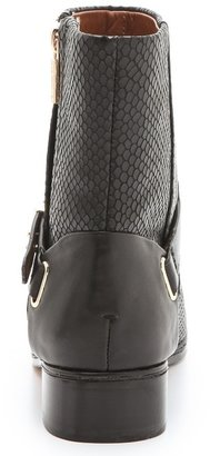 Rachel Roy Cruz Flat Booties