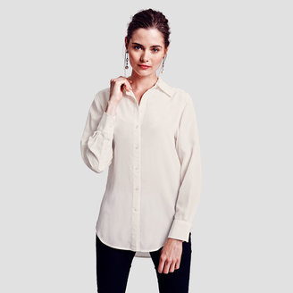 Darcy Silk Shirt $250 thestylecure.com