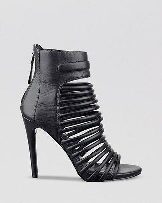 GUESS Platform Sandals - Conny Strappy High Heel