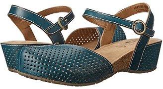 Spring Step L'artiste By L'Artiste by Lizzie (Black) Women's Sandals