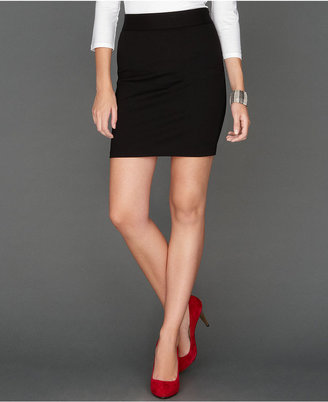 INC International Concepts Petite Skirt, Mini Pencil