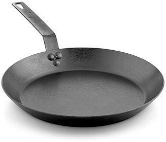 "Lodge Seasoned Carbon Steel 12"" Skillet"