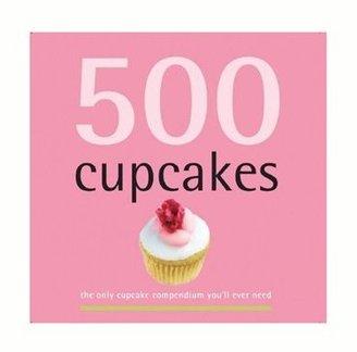Cookbook - 500 Cupcakes