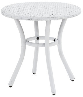 Palm Harbor Outdoor Round Side Table
