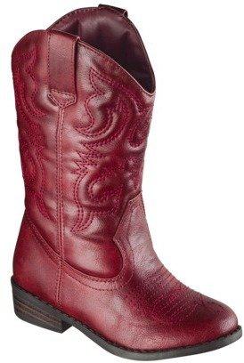 Toddler Girl's Cherokee® Gregoria Boot - Red