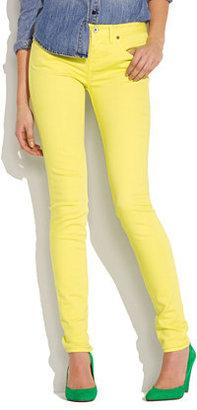 Madewell Skinny Skinny Colorpop Jeans
