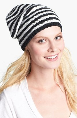 San Diego Hat Striped Knit Beanie
