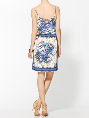 Juicy Couture Ark & Co. Scarf Print Dress