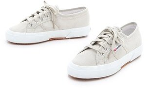 Superga Linen Sneakers