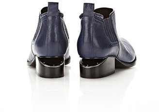 Alexander Wang Kori Oxford With Rhodium