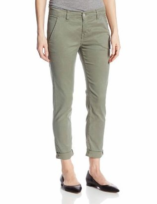 Siwy Women's Fiona Slouchy Cropped Chino Pant