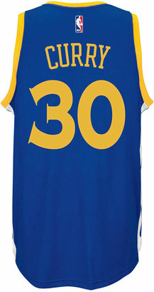 adidas Men's Stephen Curry Golden State Warriors Swingman Jersey $110 thestylecure.com