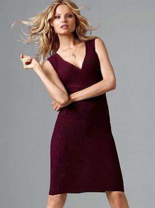Victoria's Secret Open-back Sweaterdress