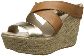 Kenneth Cole REACTION Women's Oscar Rent Her Wedge Sandal $65.23 thestylecure.com