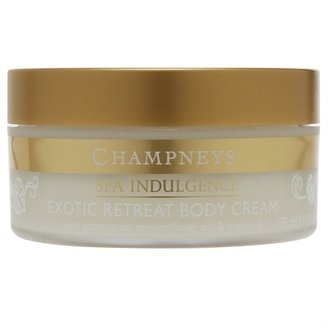 Champneys Exotic Retreat Body Cream Coconut Oil, Passionflower Oil and Vitamin E