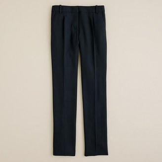 J.Crew New élan trouser in wool crepe